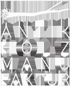 Antikholzmanufaktur Logo