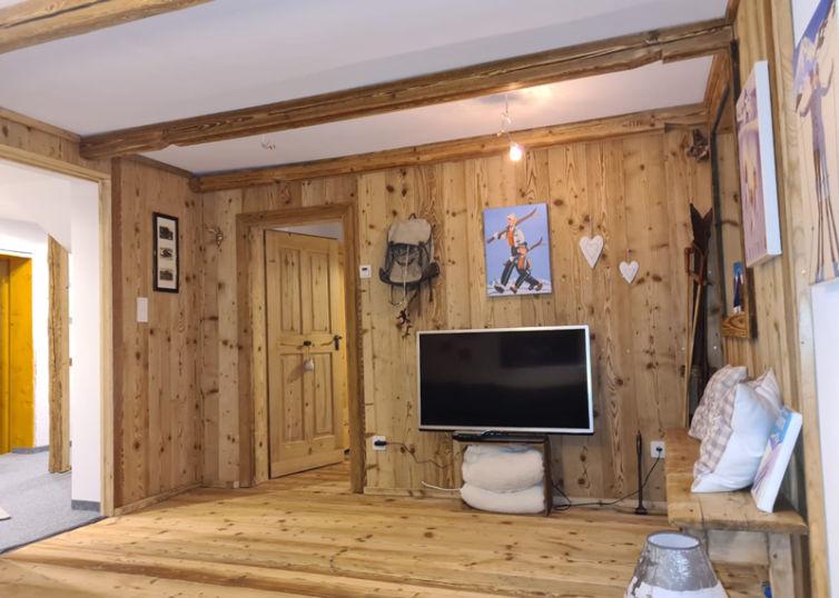 Antike Holzböden
