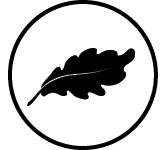 Eichenblatt Icon Antikholzmanufaktur Pähl Weilheim Fünfseenland Dießen am Ammersee