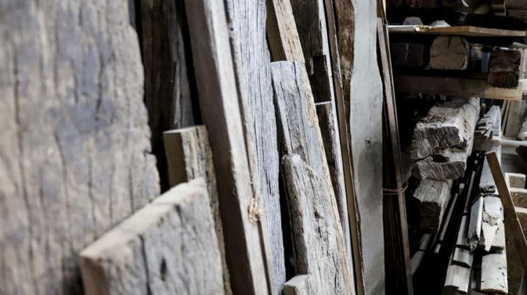 Holz-Rohdiamanten 06